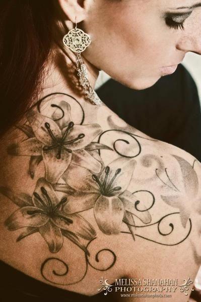 MELINDA :: Inked Girls :: Tattooed