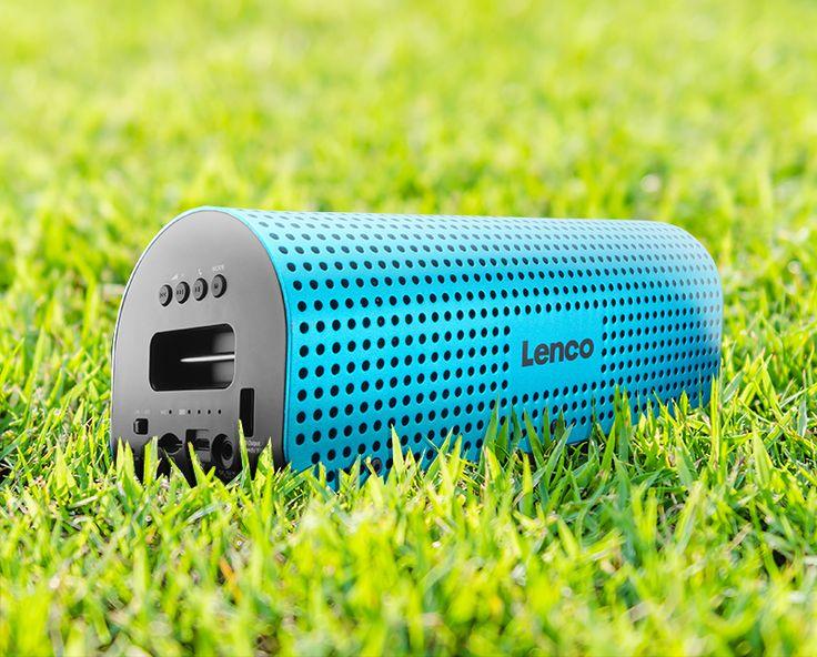 Grid 7 - Capacidade da bateria: até 12 horas http://www.lenco.com/p/grid-7-9/