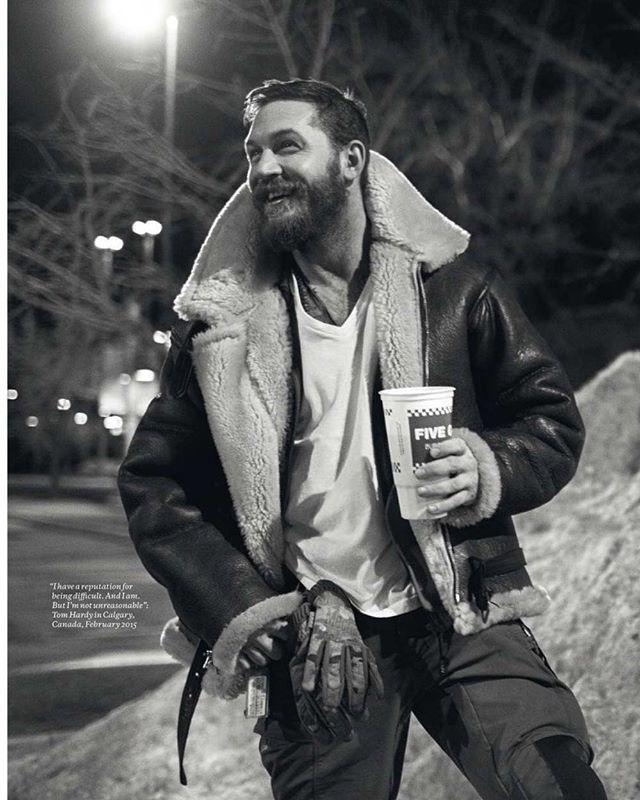 Bane jacket ##TomHardy
