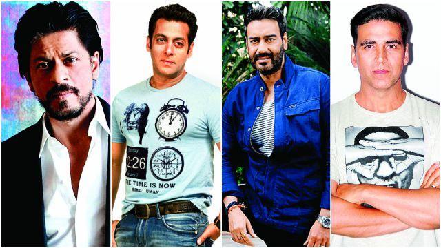 Five times Bollywood clashes didn't turn ugly on Diwali https://goo.gl/agyqiA