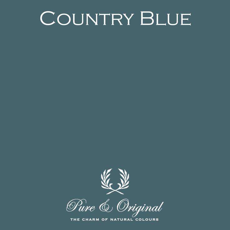 Country Blue | Pure & Original Paint
