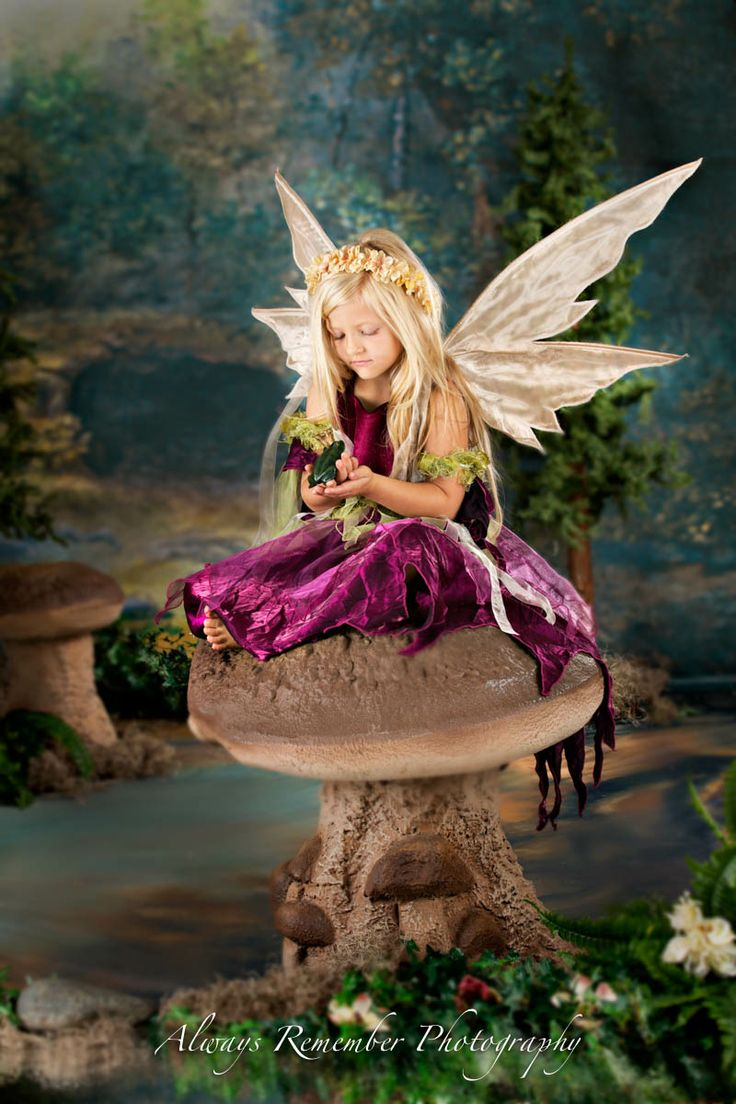 55 Best Fairy Portraits By Always Remember Photography