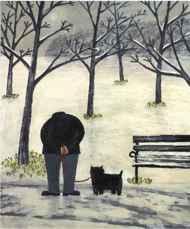 Gary Bunt | (20) Soon It Will Be Spring