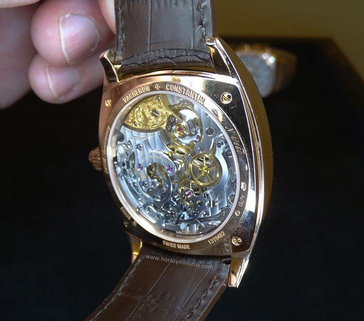 Vacheron Constatin Harmony Chronograph calibre