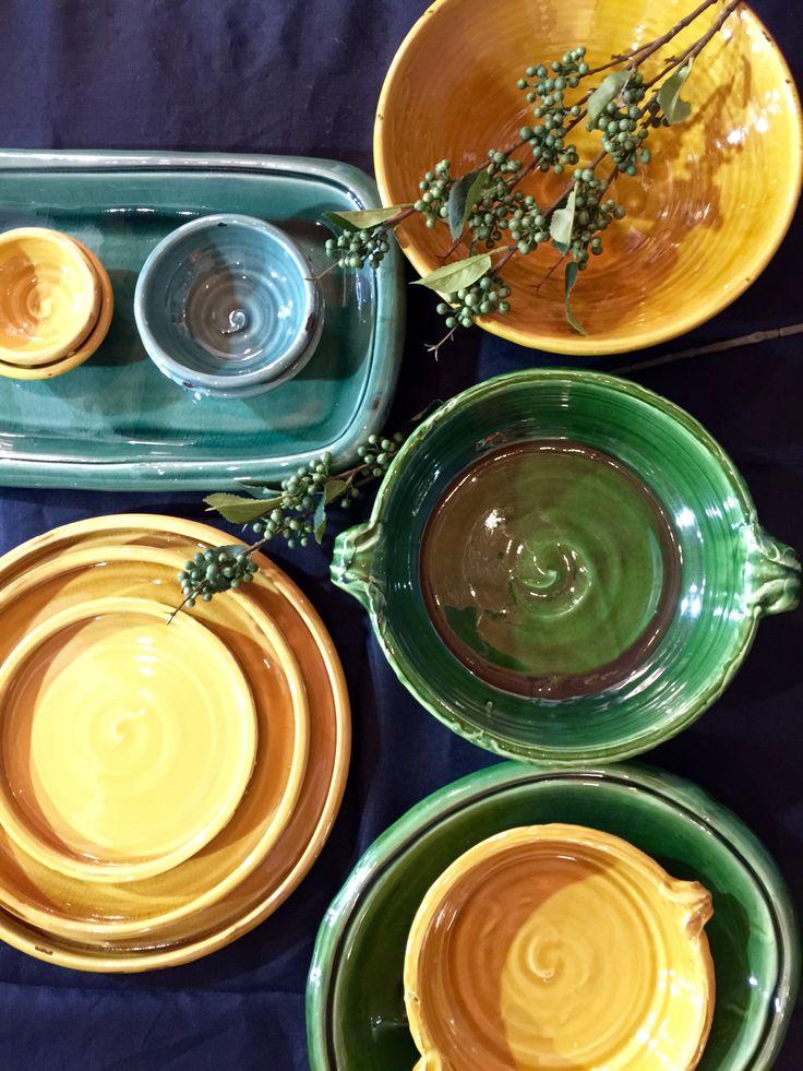 Tony Sly Rustic Pottery