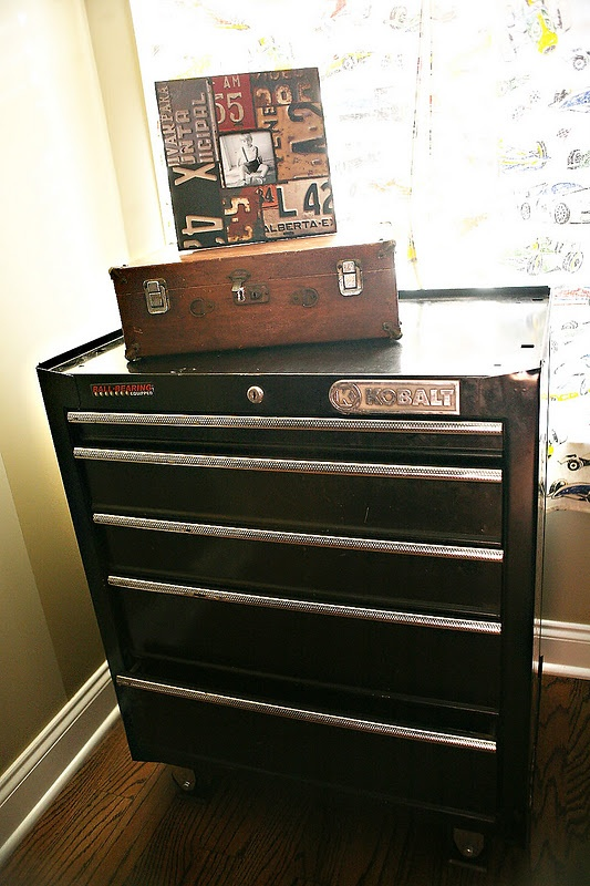 Tool Chest Dresser Makeover: 1000+ Images About Race Up Your House! On Pinterest