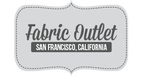 We started Fabric Outlet in San Francisco's Mission District in 1995. Ron…