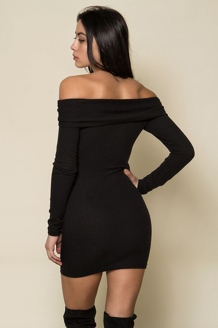 Off Shoulder Mini Φόρεμα - ΡΟΥΧΑ -> Φορέματα & Φόρμες | Made of Grace