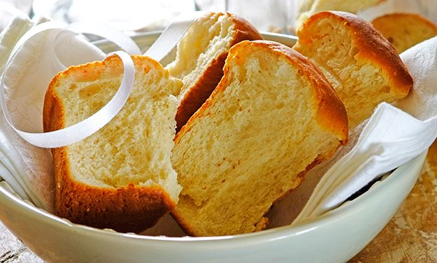 If you're up for a challenge, try your hand at these heavenly Condensed Milk Rusks. Best with coffee!