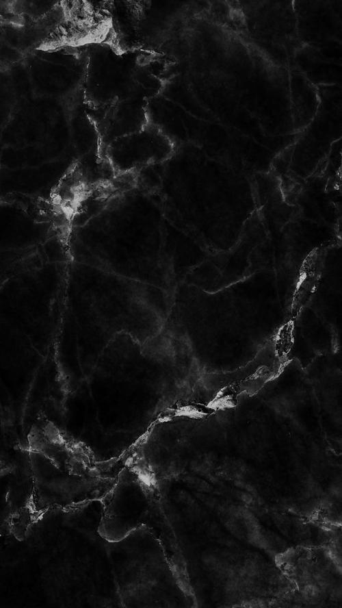Wallpapers black marble schwarzer Marmor black marble ...