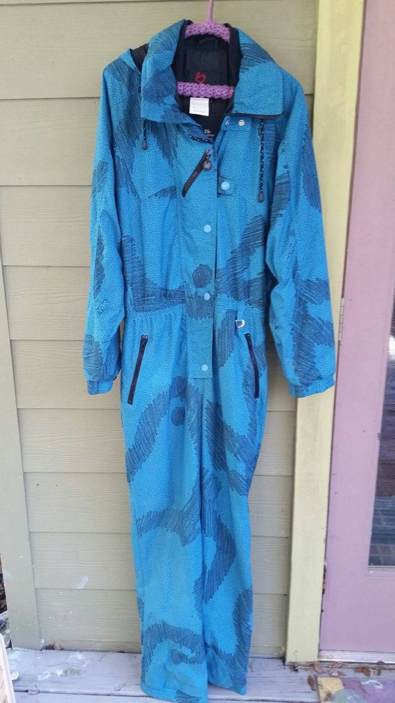 Vintage Cevas by Helly Hansen 80s by MaidenhairVintage on Etsy