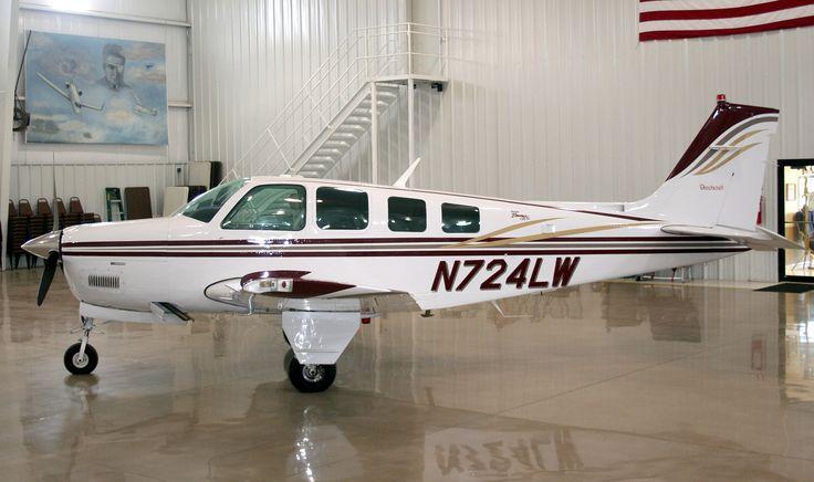 2000 Beechcraft Bonanza A36 for sale in OK United States => www.AirplaneMart.com/aircraft-for-sale/Single-Engine-Piston/2000-Beechcraft-Bonanza-A36/12916/