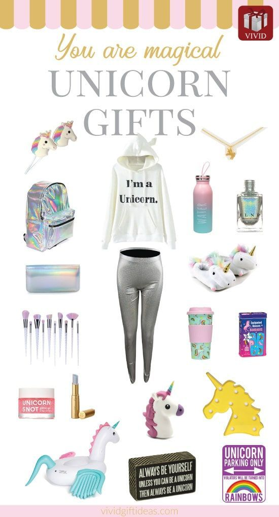 23 Adorable Unicorn Stuff For Your Girlfriend Who Loves