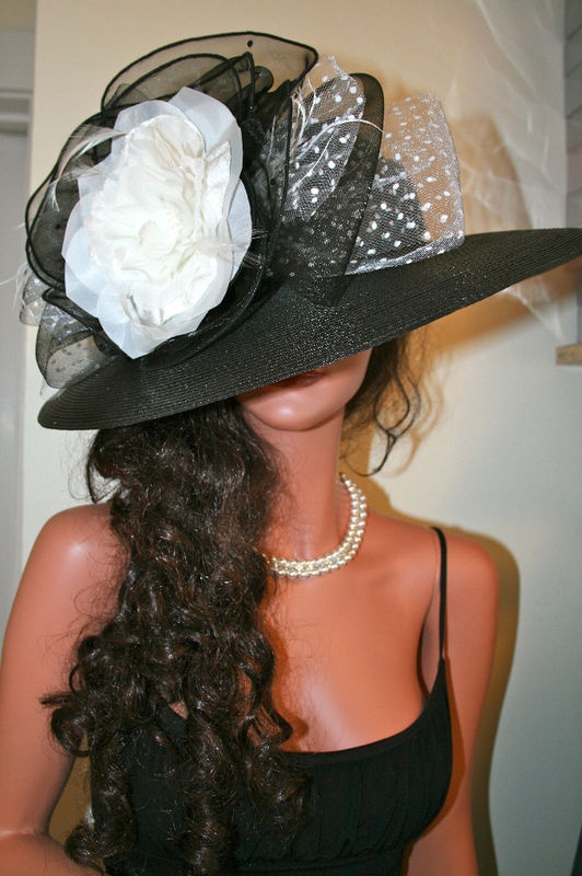 Derby Hat, because WHERE else would you wear this???