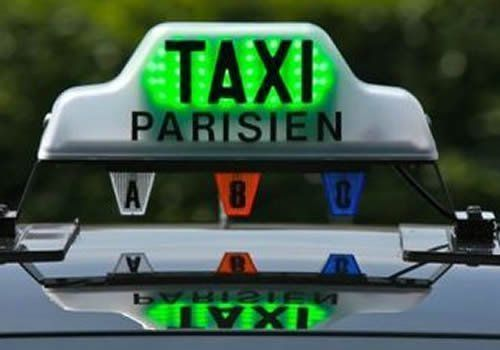 How to get a taxi in Paris? - Learn French