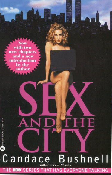 Sex and the City by Candace Bushnell is a fantastic book about a young woman and her social life in Manhattan, New York. Great book!
