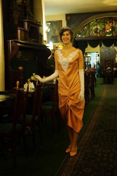 Vintage Cafeteria ♥ : Wyjście do Teatru Słowackiego!