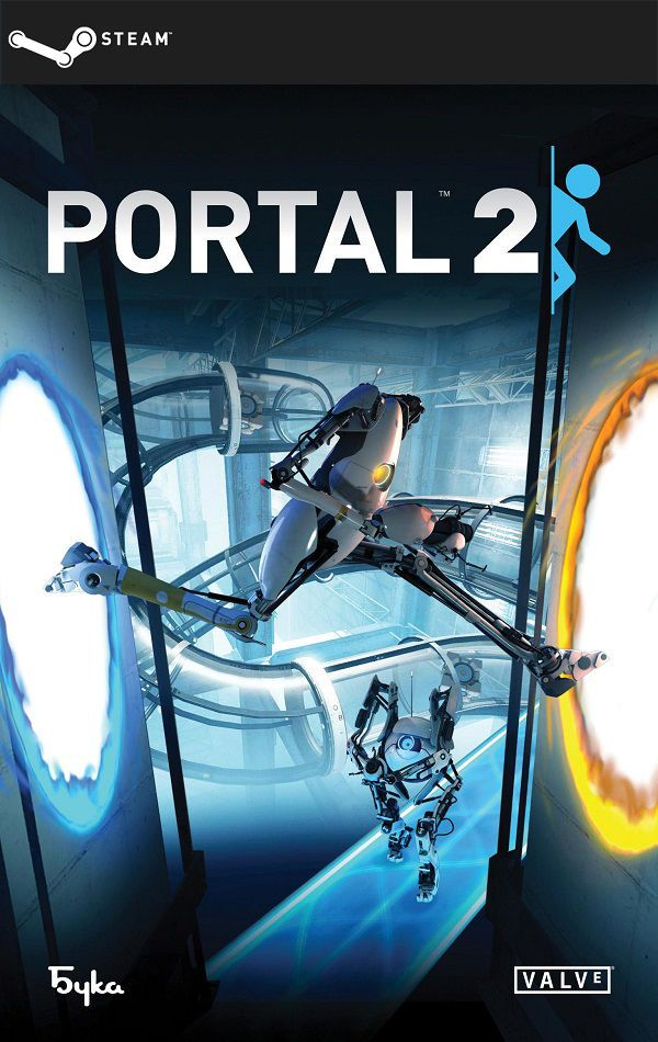 Portal 2 (STEAM GIFT) DIGITAL 7,60€