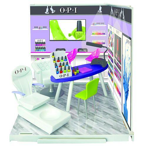 "Mi World Starter Set - Nail Salon -  Jakks HK Ltd. - Toys""R""Us"