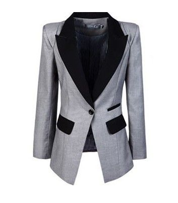 Ideal for work to weekend wear, our Toni fitted tuxedo style blazer offers a structured design that features  black contrasting lapels, a single button closure and is fully lined, that is on trend with its masculine chic look. Our model is wearing a size Medium. She is 5'9 (179cm)Lightweight fabricShoulder pads for added structureFully lined