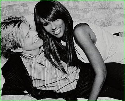 David Bowie and Iman Sexy soulmates