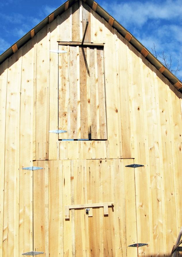 aahhh...I love barns