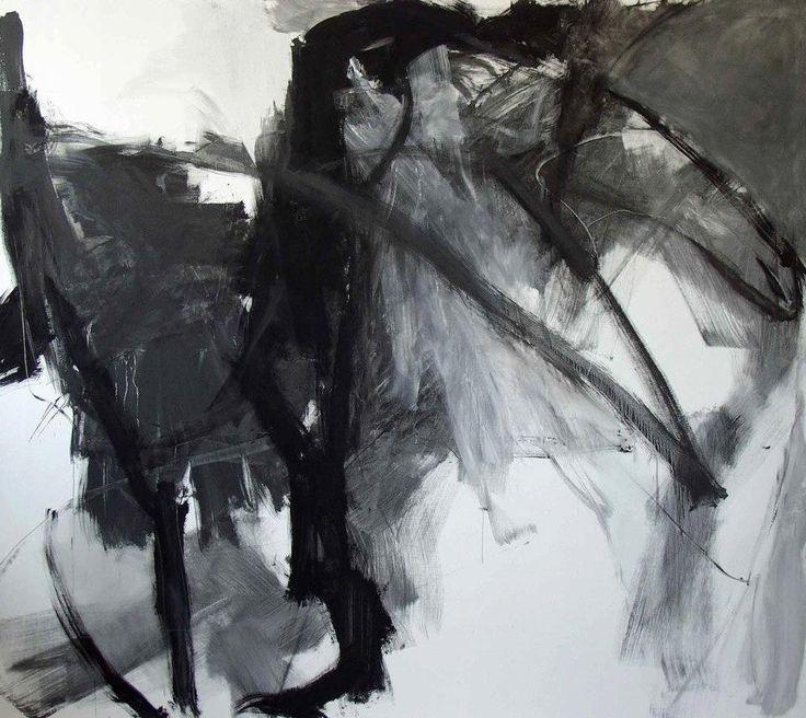 Piotr Strelnik huge painting