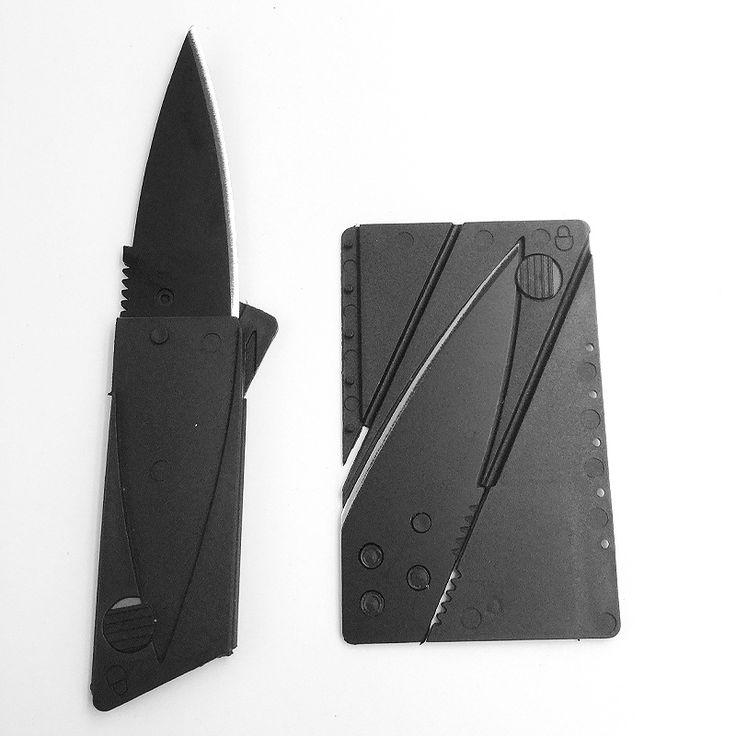 Кредитная карта нож складной нож карманный мини кошелек отдых открытый карманный нож инструменты тактический нож 2015 купить на AliExpress