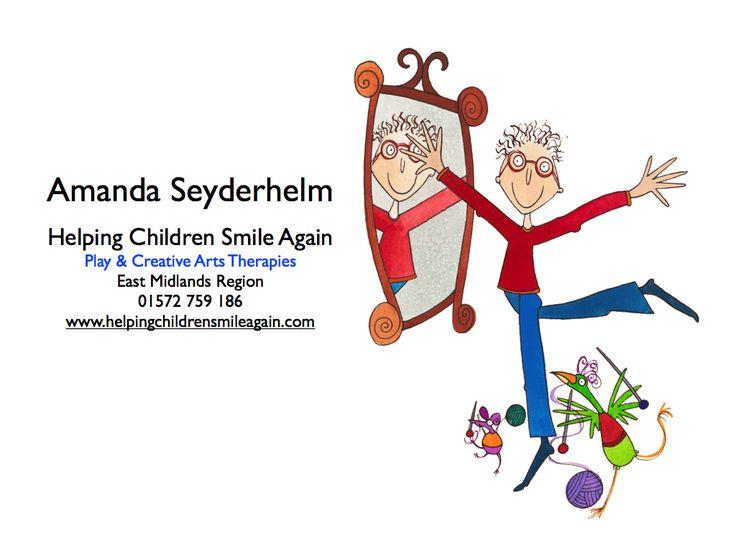 Contact details for Amanda Seyderhelm