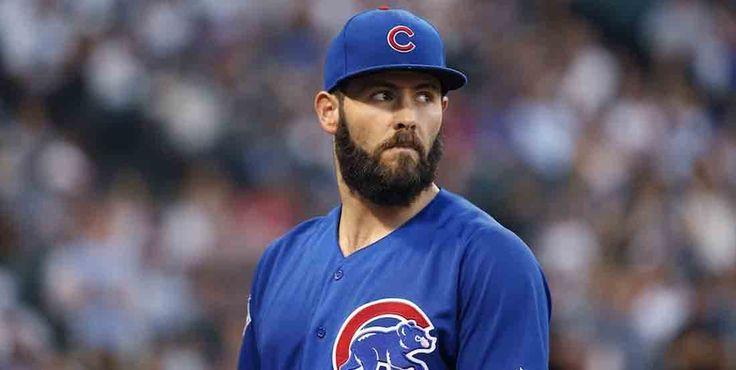 Aficionado de Cubs demuestra su gran afición hacia Jake Arrieta