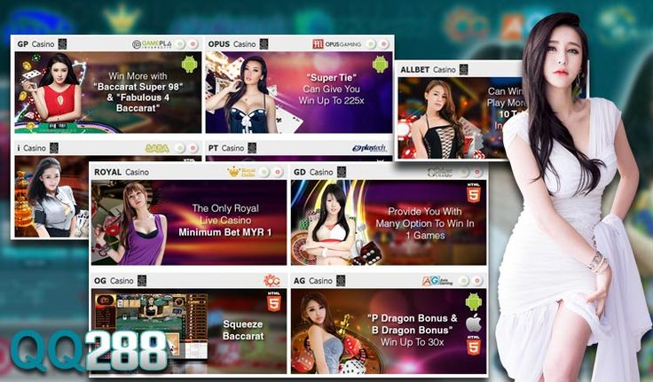 Online Casino Best Asian Live Tables Games with Real Dealer