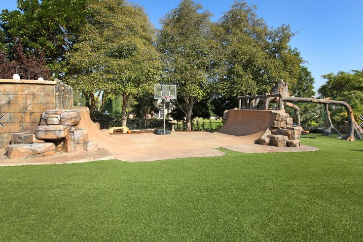 Backyard Skatepark Ideas :  backyard or home on Pinterest  Backyards, Skate Park and