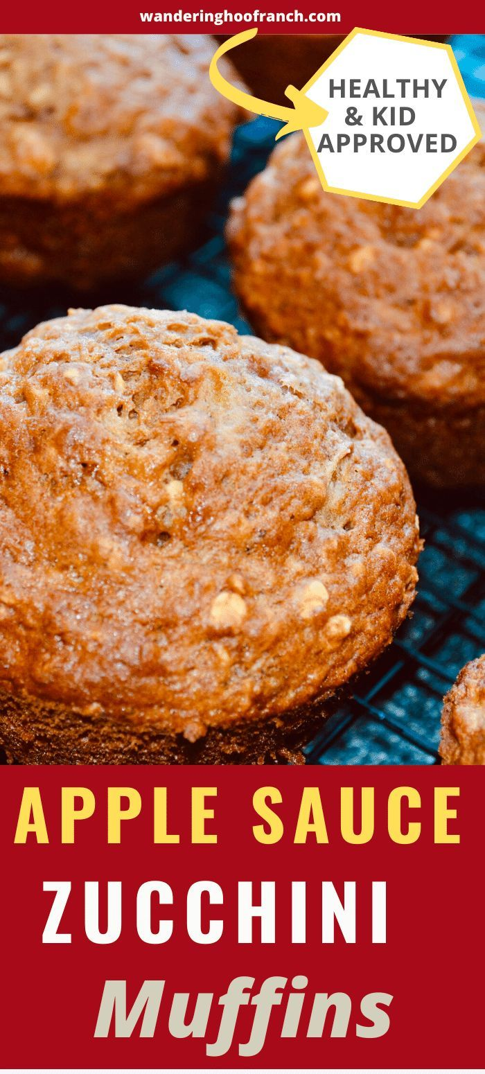 Best Healthy Zucchini Muffins Recipe With Apples In 2020 Zucchini Muffin Recipes Zucchini Muffins Zuchinni Recipes