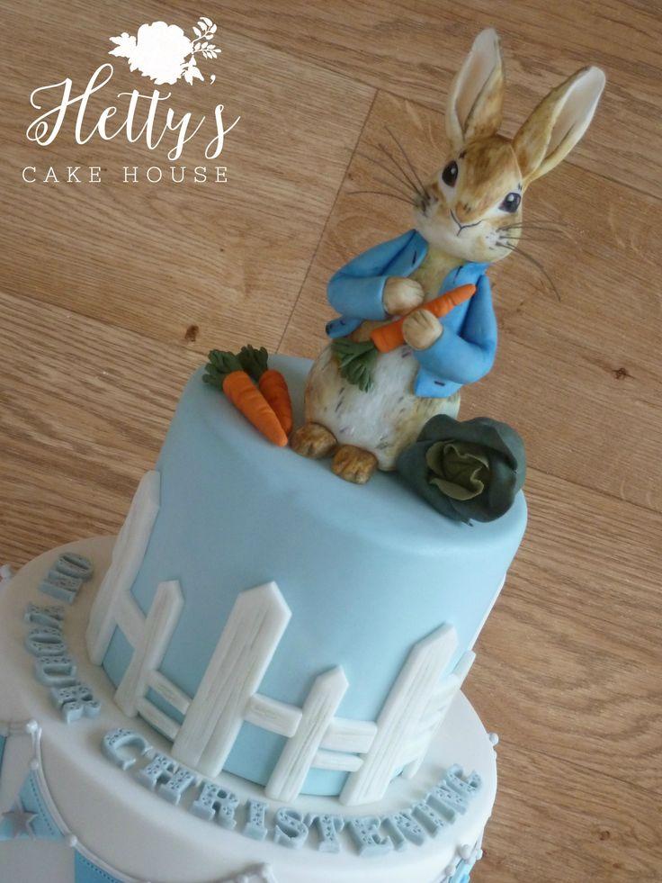 Peter Rabbit cake