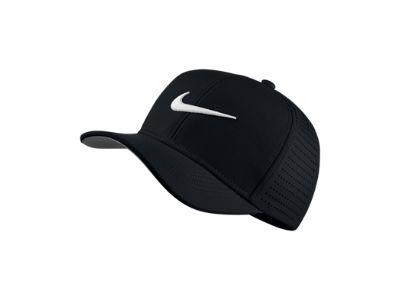 Gorro ajustable de golf para niños talla grande Nike Classic 99