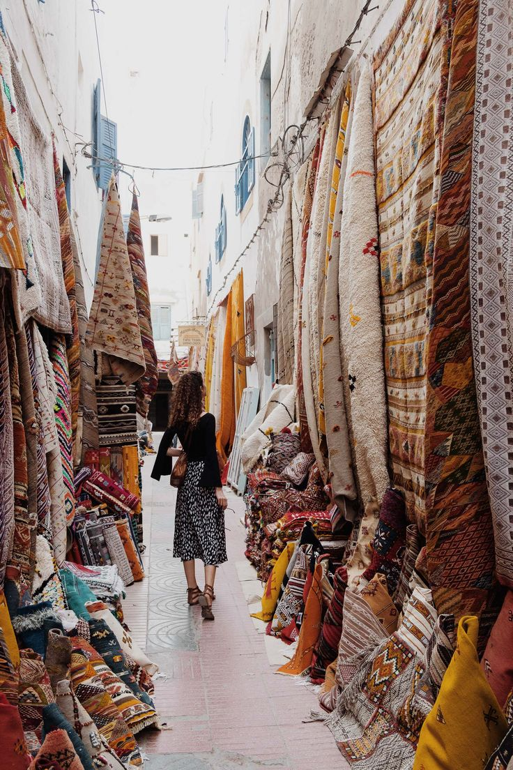 Morocco: Our Route & Tips for Marrakech, Chefchaouen, Essaouira & Fes