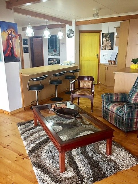 Higgs Hope Self-Catering (Sleeps 6) in Great Brak River, Garden Route of South Africa. distant views of the river mouth, mountains and Mossed Bay. #Where2Stay