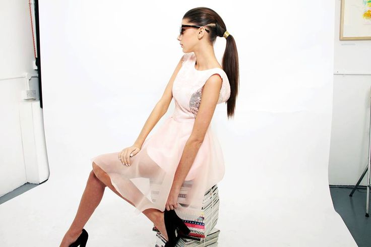 Kirsty Doyle SS13 Katerina Dress http://www.kirsty-doyle.com/products/ready-to-wear/katerina-dress