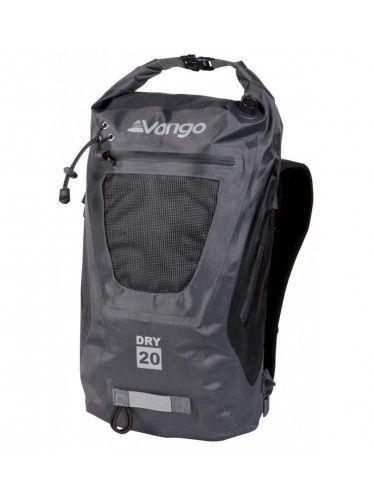 Σακίδιο Vango Dry 20 Μαύρο | www.lightgear.gr