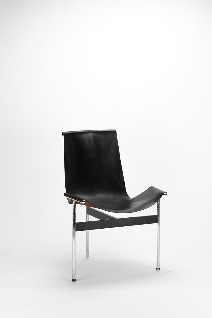 William Katavolos / Ross Littell / Douglas Kelley, T Chair Modell No. 3CL (1952)