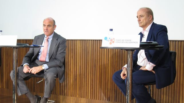 El exministro Miguel Sebastián cuestiona el rechazo del PSOE a la candidatura de Luis de Guindos al BCE