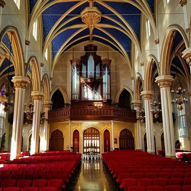 The Interior Of The Cathedral Of The Assumption In Downtown Louisville Louisville Kentucky Feature Photo By Hana Louisville Kentucky Louisville Cathedral