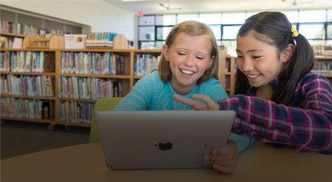 Apple ja oppiminen - IT - Määrälisenssiohjelma | Aikuisten erityisopetus | Scoop.it