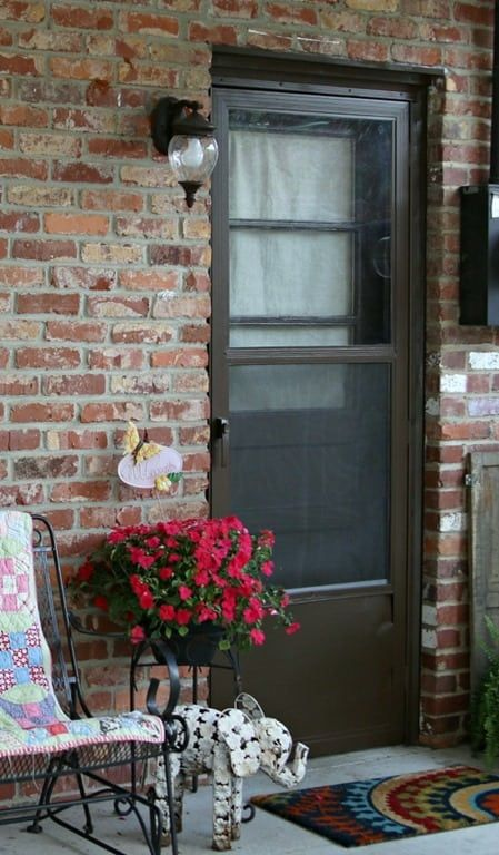 Best 25 Painted Storm Door Ideas On Pinterest Storm Doors Storm Doors With Screens And Front