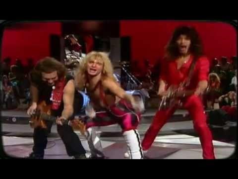 Van Halen - You Really Got Me 1980.................hahahahaahaahahahahahahahahahahahaaa That crotch must be STOPPED