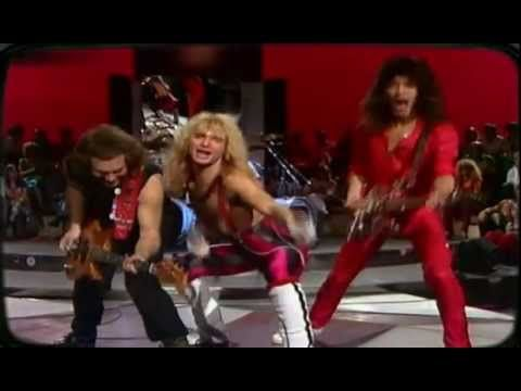 Van Halen - You Really Got Me 1980.................hahahahaahaahahahahahahahahahahahaaa That crotch must be STOPPED