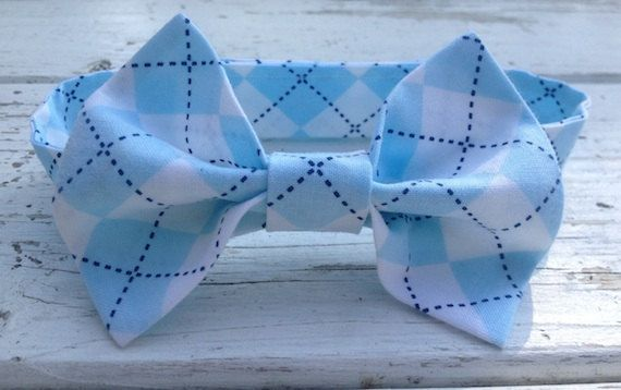 Boys Bow Tie Baby Bow Tie Baby Photo Prop Newborn by LKMstudios