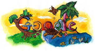 google dodle - Szukaj w Google