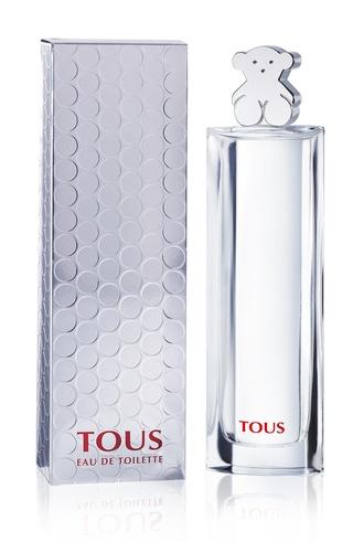 TOUS EAU DE TOILETTE- floral green fragrance by Tous