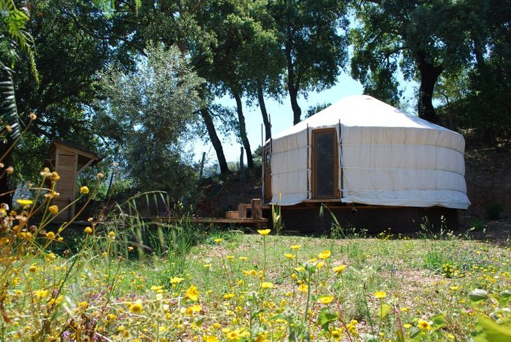 Gorgeous Yurt holidays in Spain